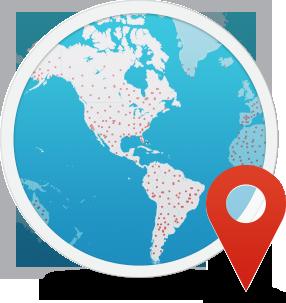 Global Wifi Hotspots