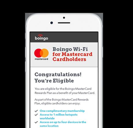 Loyalty - Boingo Wireless, Inc.
