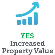 yes-increased-property-value