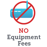 no-equipment-fees