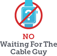 no-waiting-for-cable-guy