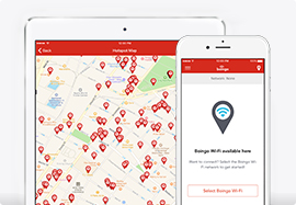 Hotspots Worldwide and Unlimited Wireless Internet | Boingo, Inc