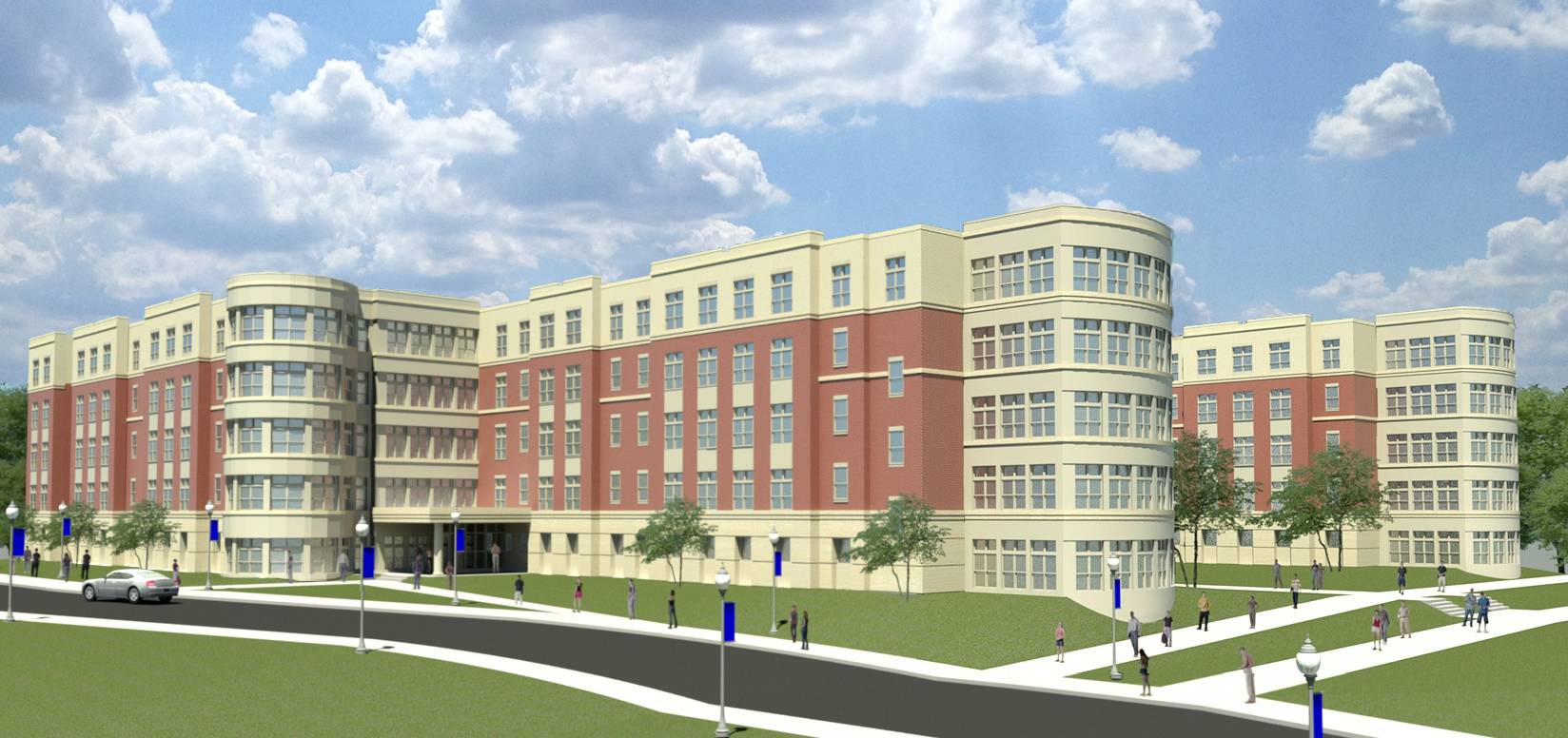 The Project: University Of Kentucky Housing Technology