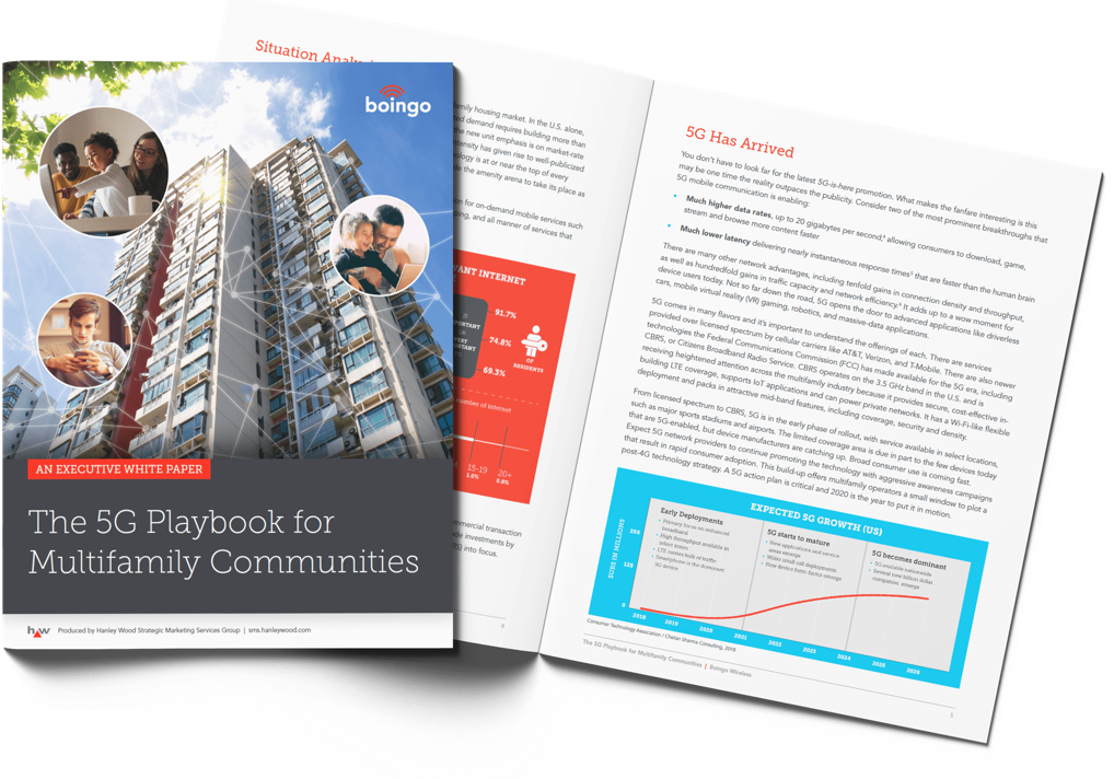 5G Playbook for Multifamily